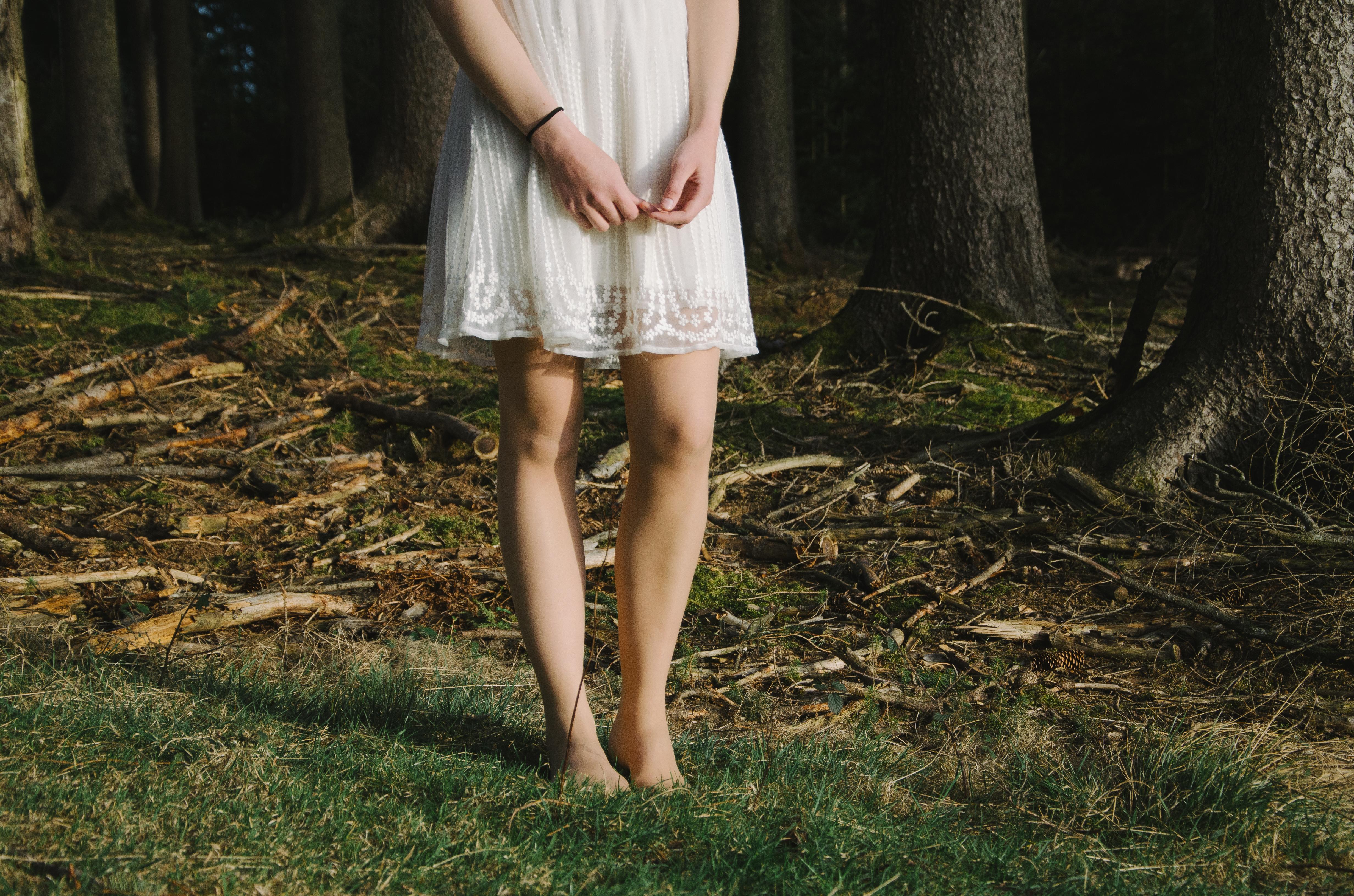 Girl legs